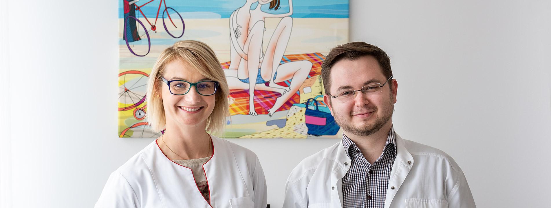 lekarze kliniki